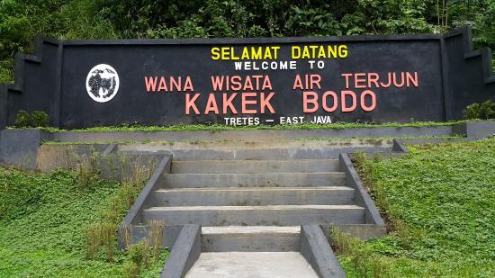 Air Terjun Kakek Bodo Prigen Tretes Pandaan Jawa Timur